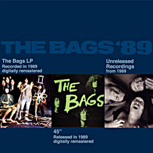 The Bags '89 Cover